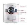 Видеодомофон Doorphone Intercom Bell 4