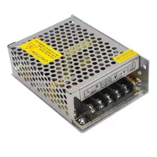 Блок питания для системы видеонаблюдения на 30 ампер