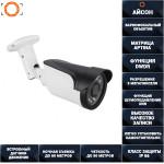AHD Камера видеонаблюдения 3 мегапикселя 2,8-12 AHDRD60H300A