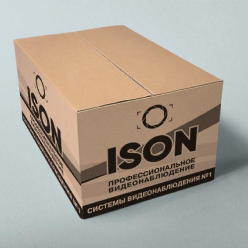 Коробка систем видеонаблюдения ISON