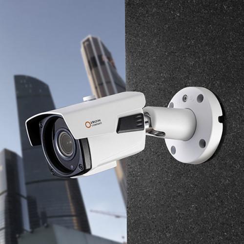 AHD камера видеонаблюдения с зумом ISON AHD50SAF