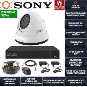 Готовая-система-видеонаблюдения-ISON-VS-Подъезд-1