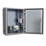 Специализированный термо шкаф для систем видеонаблюдения