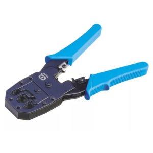 Инструмент для обжима витой пары RJ45 DT315