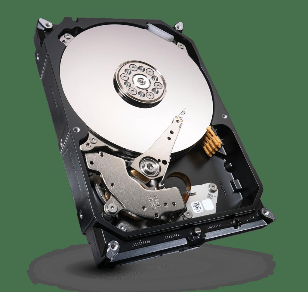Жёсткий диск для систем видеонаблюдения