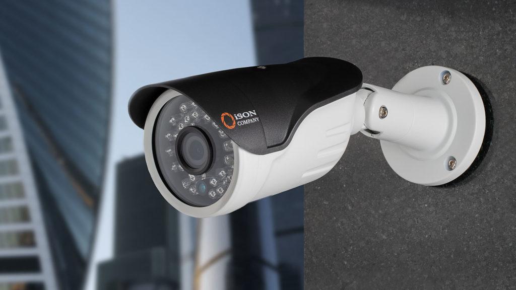 Камера видеонаблюдения ISON