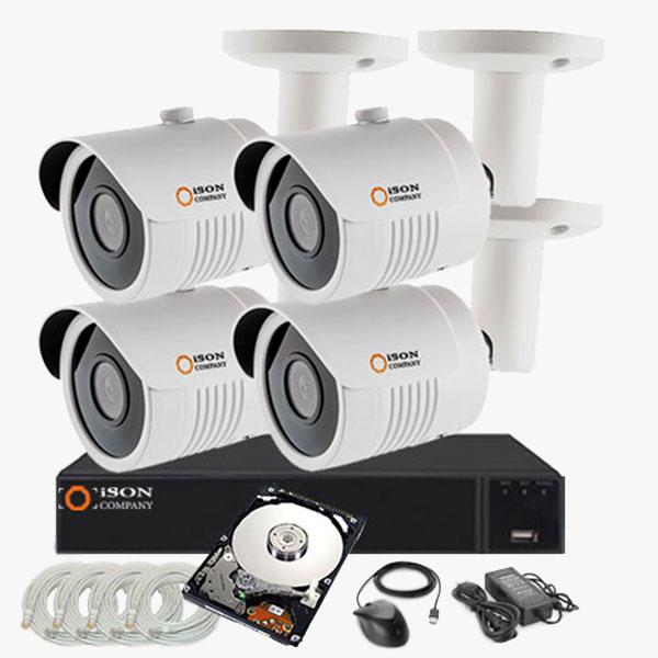 Камеры видеонаблюдения ISON