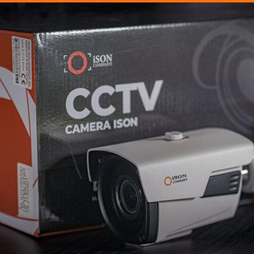 Системы видеонаблюдения ISON GROT X 4